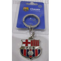 Llavero  escudo oficial FC Barcelona