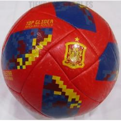 balón rojo Selección de España Adidas MUNDIAL 2018