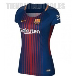 Camiseta  oficial Mujer FC Barcelona 2017/18  Nike