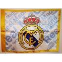 """Bandera Oficial Peq. Real Madrid """"blanca"""""""