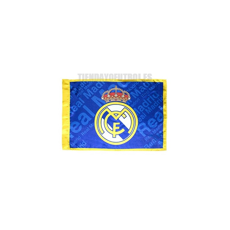 Bandera Peq. Real Madrid Azul. Loading zoom 64a7f5c81d2