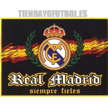 Bandera  Real Madrid CF