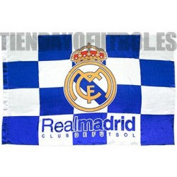 Bandera  Real Madrid CF Cuadros