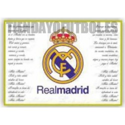 """Bandera  Real Madrid """"HIMNO"""""""