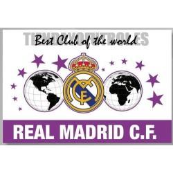 "Bandera Grande  Real Madrid CF""Oficial"""