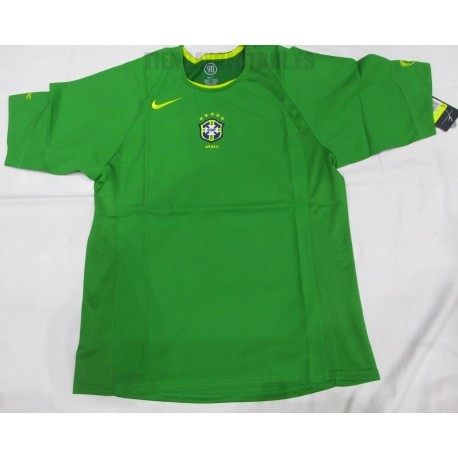 Camiseta  verde Brasil  Nike