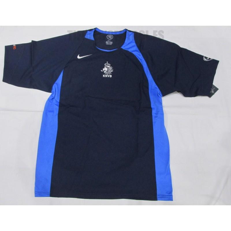 82eacb660c Camiseta Holanda Azul oscura Nike. Loading zoom