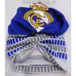 Braga cuello capucha Real Madrid Cf . Oficial