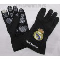 Guantes Táctiles  Real Madrid CF Oficiales