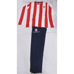 Pijama oficial invierno  Atlético de Madrid