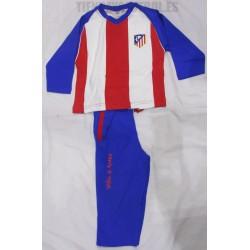 Pijama oficial invierno  Jr.  Atlético de Madrid