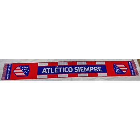 Bufanda Atlético de Madrid