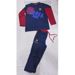 Pijama    niño/a oficial  FC Barcelona