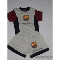 Pijama verano  FC Barcelona