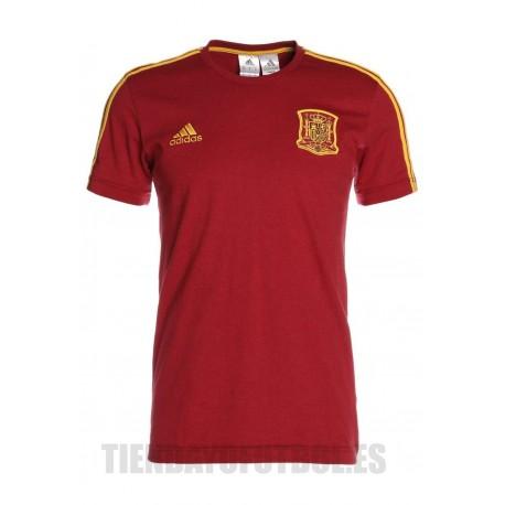 Camiseta oficial Roja Selección Española Mundial 22018 Adidas