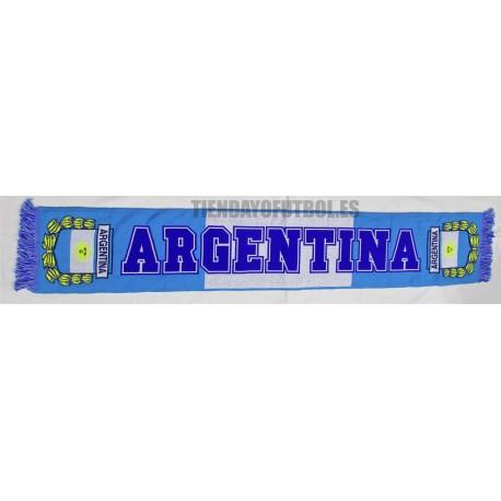Bufanda  Selección de Argentina