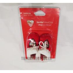 Patucos  oficiales  Sevilla