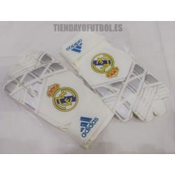 Guantes portero blancos Real Madrid CF  Adidas