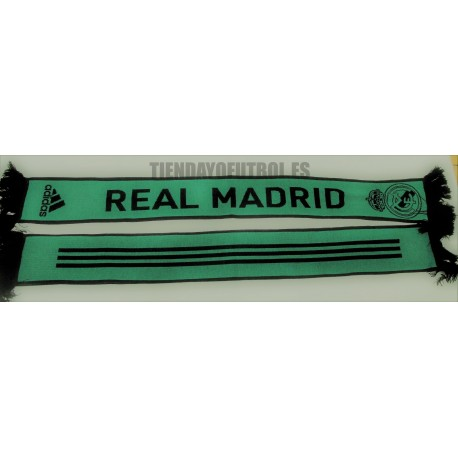 Bufanda Doble Real Madrid Adidas verde