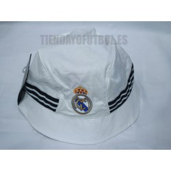 Gorro playero Real Madrid CF. Blanca