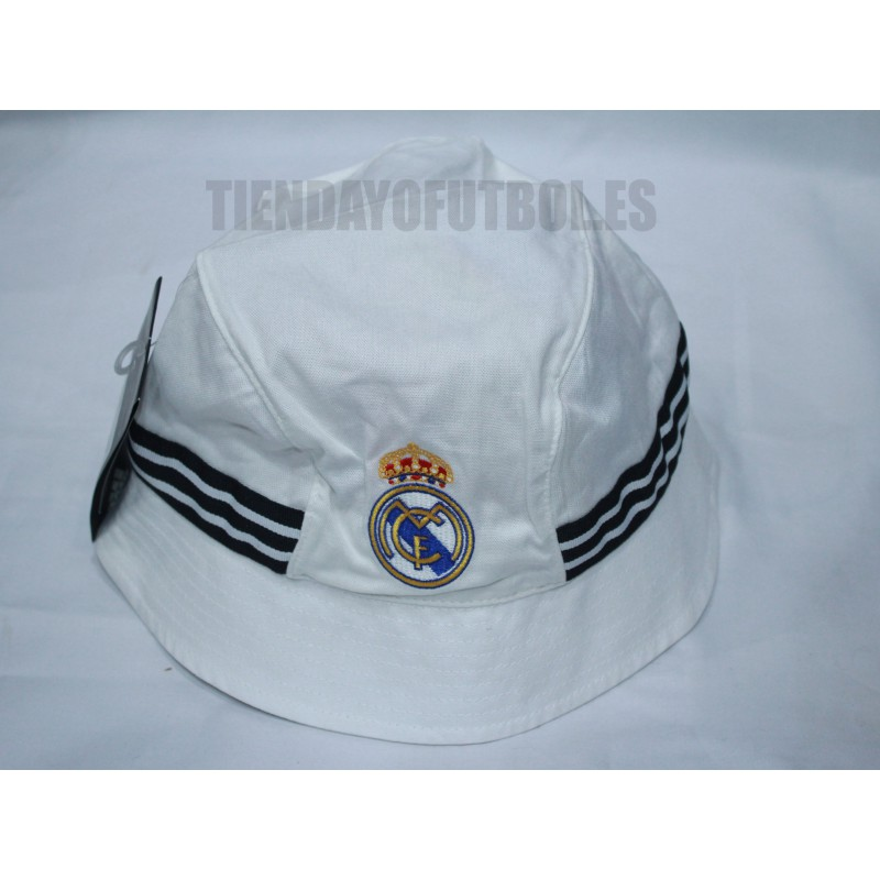 Gorro playero Real Madrid CF. Blanca. Loading zoom e269e824561