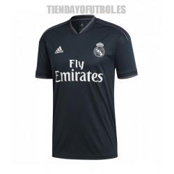 Camiseta  oficial   2ª  equitación Real Madrid CF 2018 /19  Adidas .