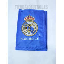 Cartera Azul Real Madrid CF.
