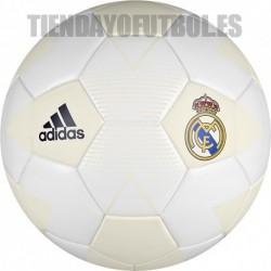 Balón 2018/19 Real Madrid CF Blanco Adidas