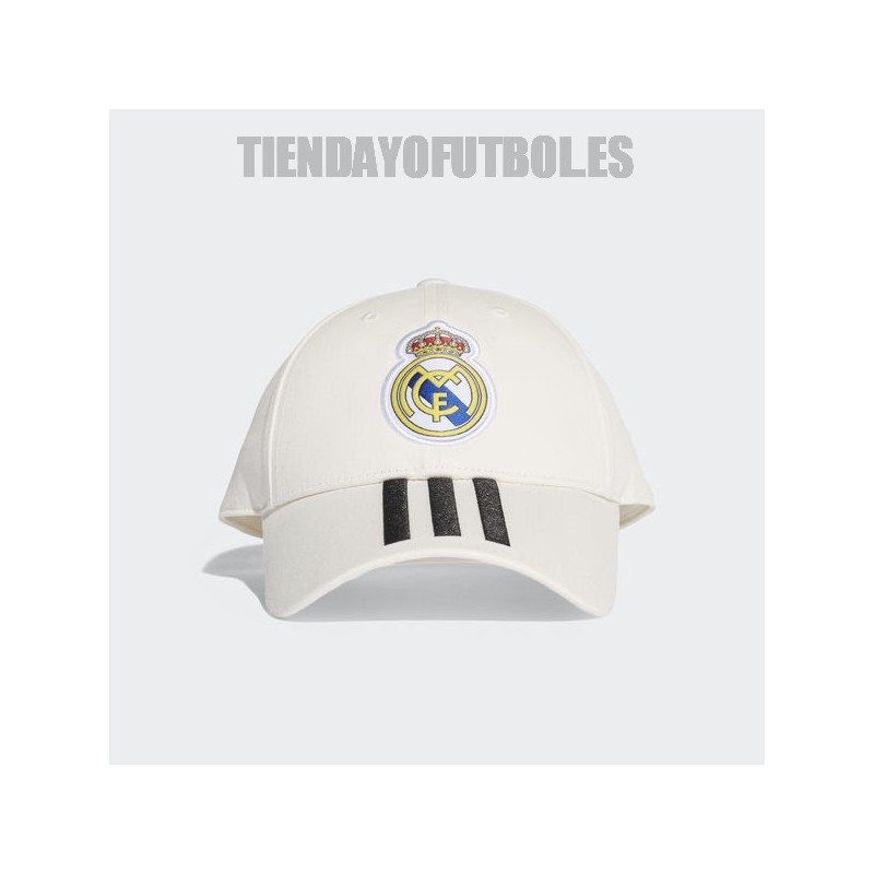 Gorra oficial blanca 2018 19 Real Madrid CF. Adidas. Loading zoom 022a10e4f01