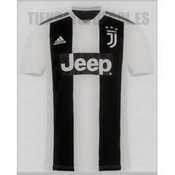 Camiseta Jr.  oficial 1ª  Juventus Adidas  2018/19