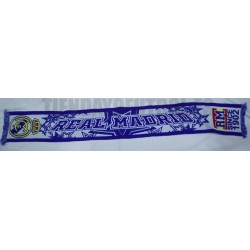Bufanda oficial Real Madrid Estrellas