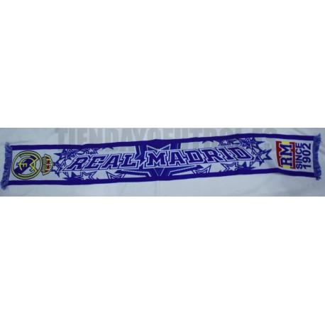 Bufanda Real Madrid -1