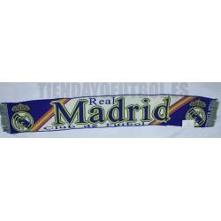 Bufanda oficial Real Madrid Club de Futbol