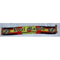 Bufanda oficial Real Madrid Siempre Fieles