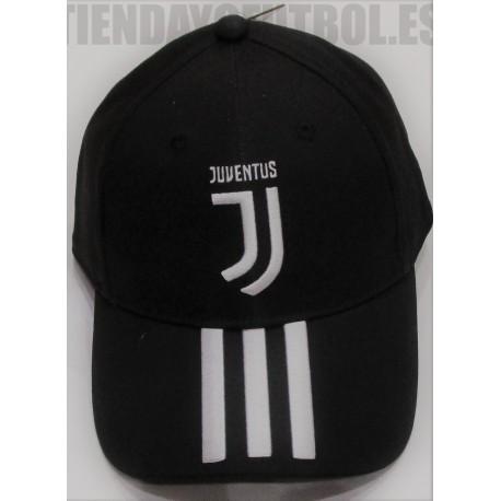 Gorra Juventus Negra 2018-19 Adidas
