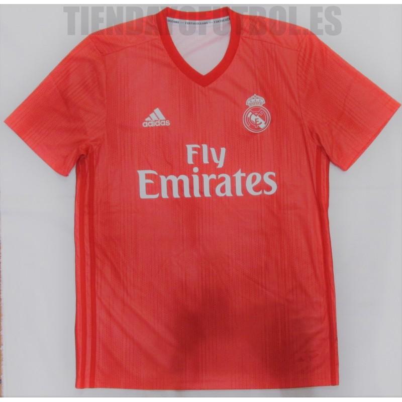 Camiseta oficial 3ª equipación Real Madrid CF 2018  19 Adidas . Loading zoom 4b5673a9ac3