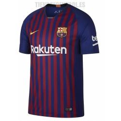 Camiseta 1ª Jr. Barcelona FC 2018/19 Nike