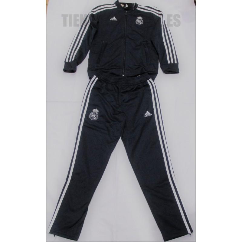 Chándal oficial Jr. 2018 19 Real Madrid CF Adidas. Loading zoom a144c527ff1a6