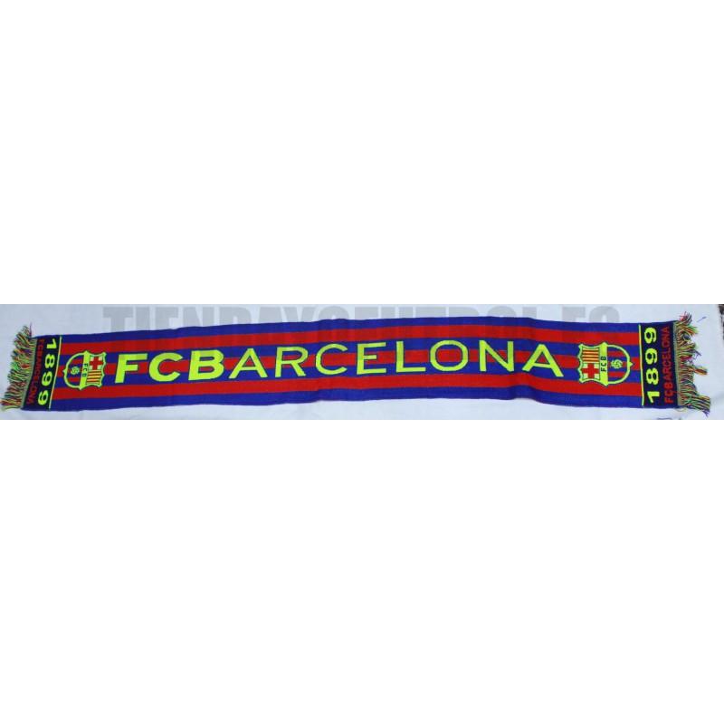 Bufanda F.C.Barcelona-2. Loading zoom 3ba801be19b