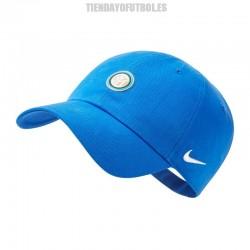 Gorra Inter de Milan azul Nike