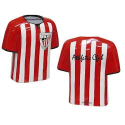 Hucha camiseta athletic de bilbao