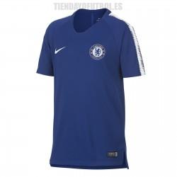 Camiseta oficial Entrenamiento Jr. Chelsea FC 2018/19 Nike