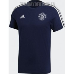 Camiseta oficial Manchester United algodón Adidas