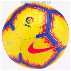 Balón oficial La liga invierno Nike
