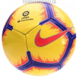 Balón-mini, baloncito oficial La liga Nike
