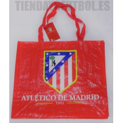 Bolsa dos asas oficial Atlético de Madrid ROJA
