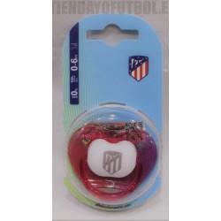 Chupete oficial del Atlético de Madrid