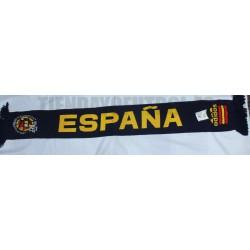 Bufanda oficial doble España adidas