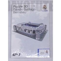 PUZZLE 3D Santiago Bernabeu oficial