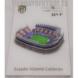 PUZZLE 3D oficial Estadio Vicente Calderón